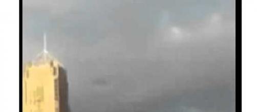 Ufo: avvistamento a San Antonio in Texas
