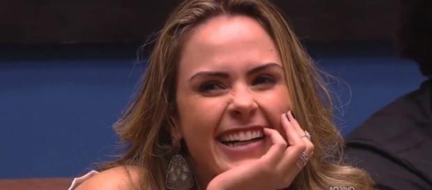 Ana Paula é expulsa do Big Brother Brasil 16