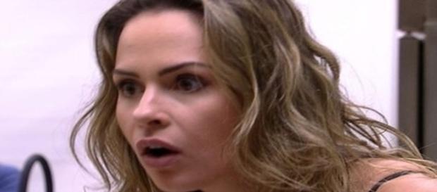 Ana Paula foi expulsa do 'BBB16'