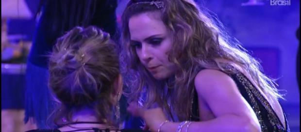 Ana Paula pode ser expulsa por agressão