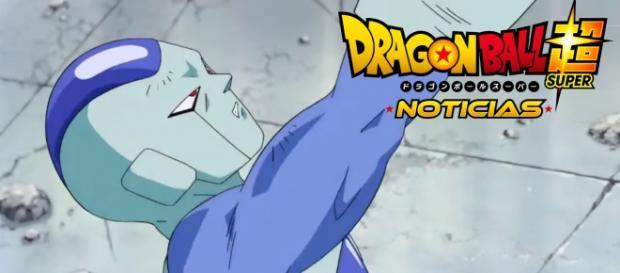 Frost en el episodio 34 peleando contra Piccoro