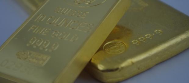 Gold via Flickr Sprott Money CC2.0