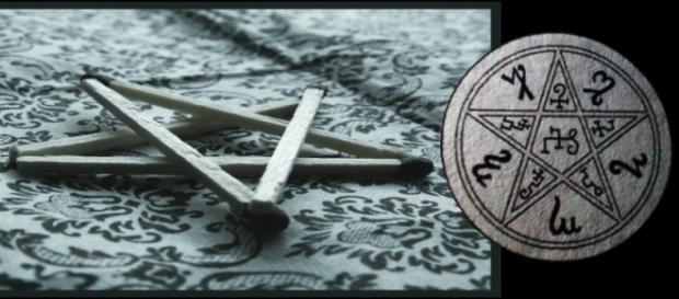 Pentagrama planului material...