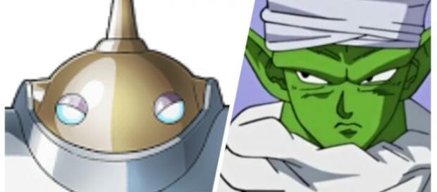 Piccolo vs Maggeta un enfrentamiento de Intelecto
