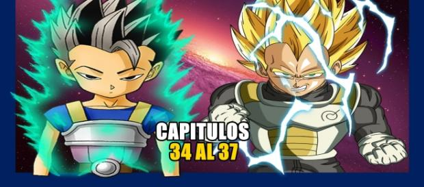 Revelado los episodios de Dragon Ball Super