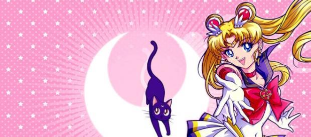 Sailor Moon, anime japonês lançado em 1992