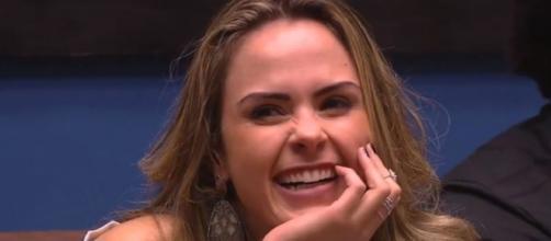 Ana Paula é expulsa do Big Brother Brasil