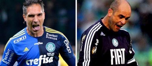 Fernando Prass e Marcos dois grandes goleiros