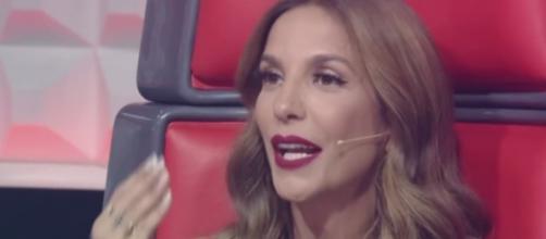 Ivete Sangalo emociona a todos no The Voice Kids