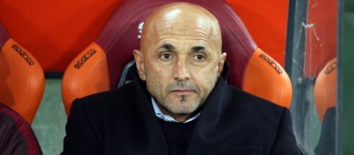 Luciano Spalletti, allenatore della Roma.