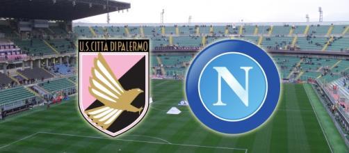 Palermo Napoli, diretta tv e info streaming.