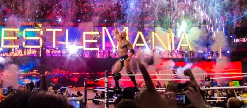 WWE's The Rock [via flickr.com/ed_webster]