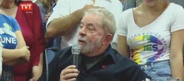 Lula, na coletiva de imprensa do dia 04/03/2016