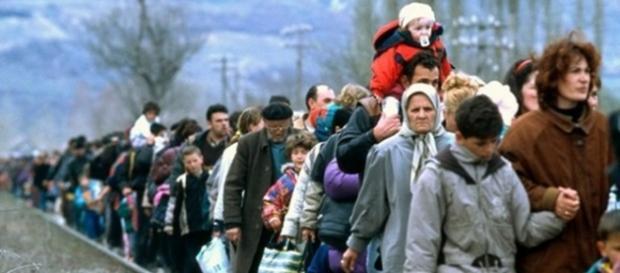 Uchodźcy nadal zmierzają do Europy