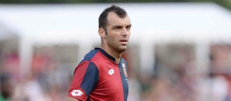 Goran Pandev in grande spolvero