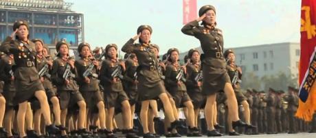 Kim Jong Un minaccia un attacco nucleare