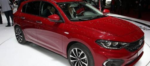 Fiat Tipo Hatchback: il futuro guarda al passato