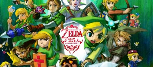 Legend of zelda, Image by Nintendo.com