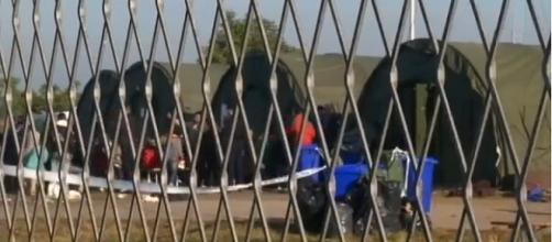 Los Balcanes cerrados a la inmigracion ATV