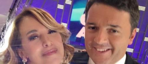 Riforma pensioni, Renzi parla con Barbara D'Urso