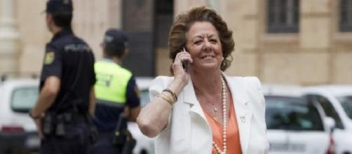 Rita Barberá exalcaldesa de Valencia