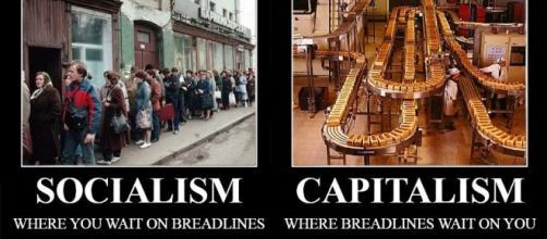 Socialismo, cadê a comida que deveria estar aqui?
