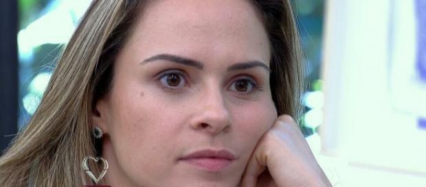 Ana Paula no Mais Você (Reprodução)