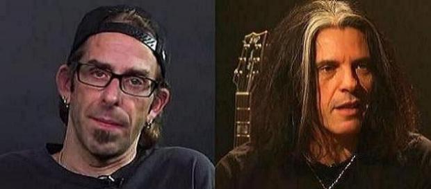 D. Randall Blythe e Alex Skolnick juntos pela Unbuilt