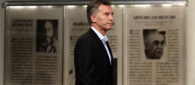 Macri cada vez más violento contra la oposición