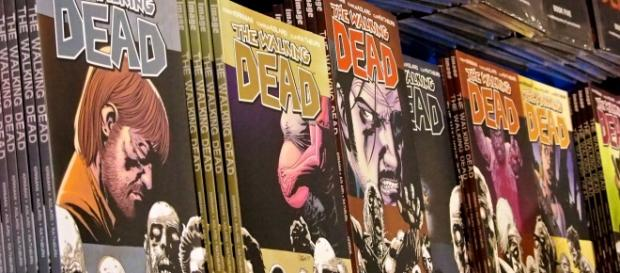 Walking Dead via Flickr Geoff Livingston CC2.0