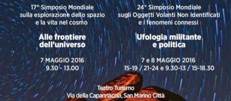 Gli imminenti simposi del CUN a San Marino
