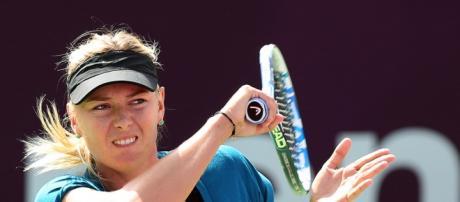 Sharapova esteve associada à Nike