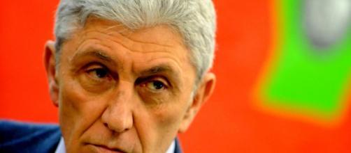 Antonio Bassolino ex governatore della Campania