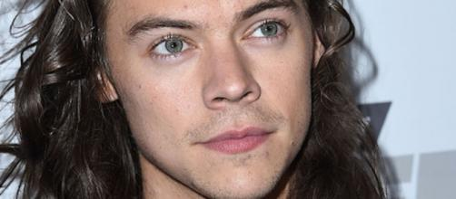 Harry Styles quer ter um bigode