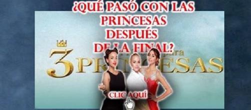 ¿Qué princesas siguen con sus príncipes?