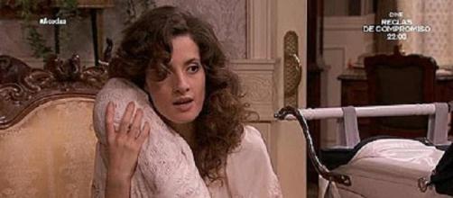 Una Vita, soap opera Canale 5 Celia
