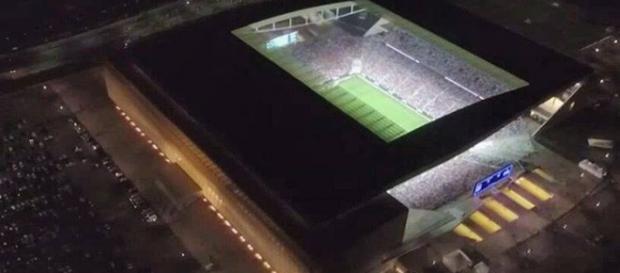 A Arena Corinthians sediou a Copa do Mundo
