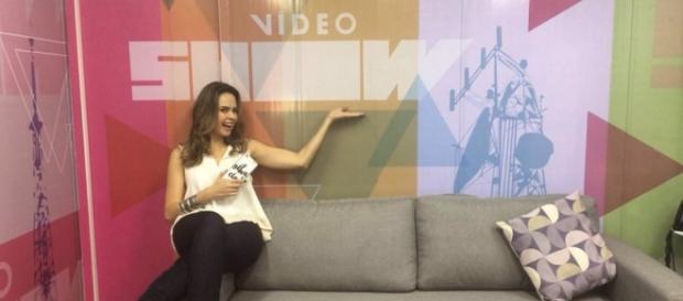 Ana Paula vira comentarista do Vídeo Show
