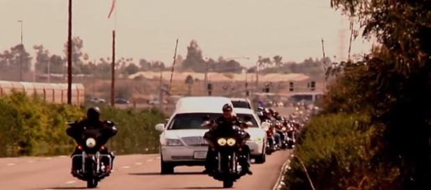 Bild: Youtube / Hells Angels Patrick E. Final Ride