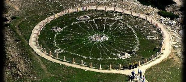 Cercurile vracilor sunt roti ale vindecarii