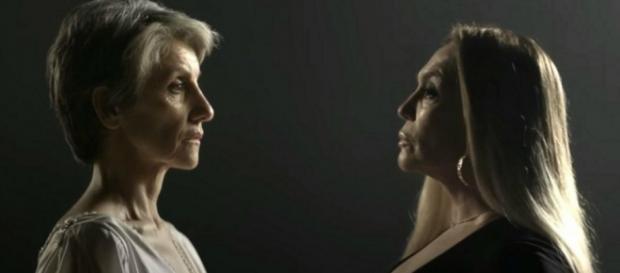 Djanira e Adisabeba - Foto/Reprodução: Globo