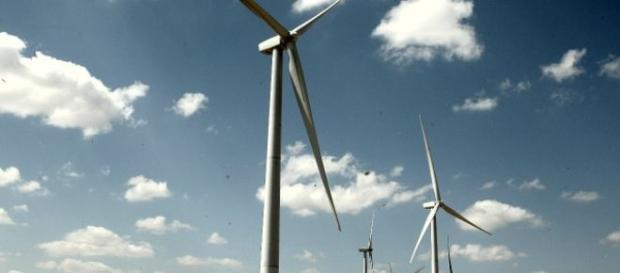Energia eólica, energia limpa, futuras gerações