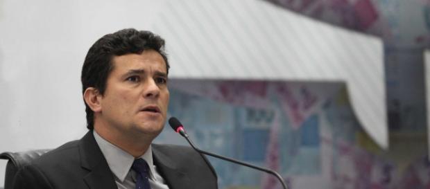 Juiz federal paranaense Sérgio Moro.