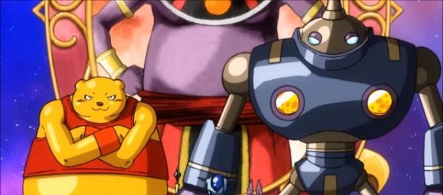 Magetta, el guerrero androide de fuego del U6
