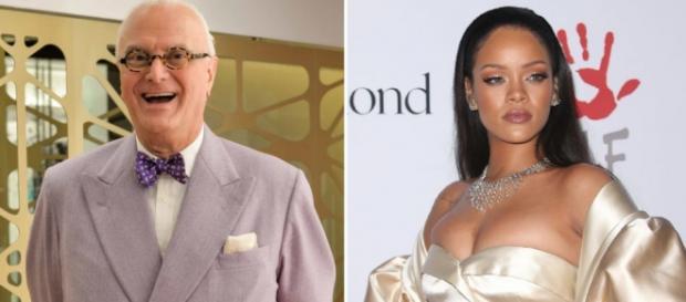Manolo Blahnik y Rihanna crean nueva colección