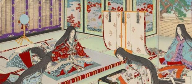 Primeiro romance feminino é de origem oriental