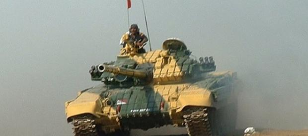 Skończyło się ucinanie głów syryjskich żołnierzy.