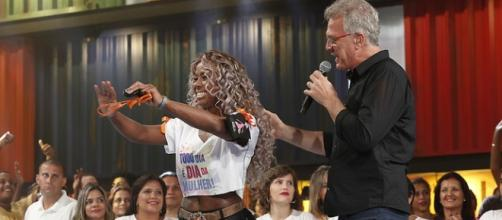 Adélia é eliminada do Big Brother Brasil
