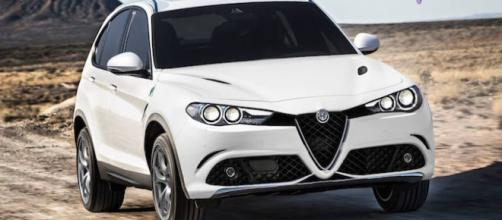 Alfa Romeo Stelvio by Laco Design