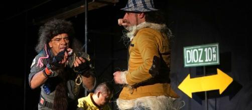 Cía. de Teatro Penitenciario presenta El Mago Dioz